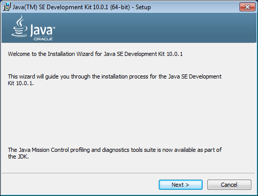 instalar java en windows 10