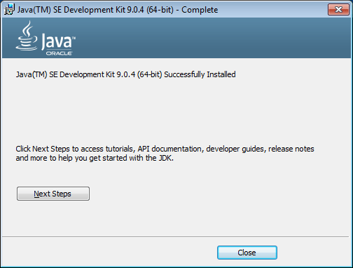 Java - Download and Install JDK 1 9 on Windows - CodeNotFound com